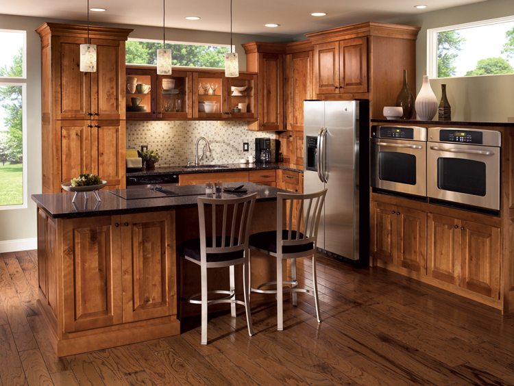 Kraftmaid kitchen cabinet gallery kitchen cabinets canton ga Kitchen gallery and design