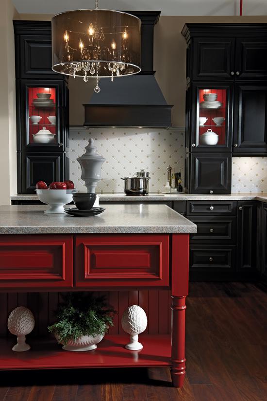 KraftMaid Kitchen Cabinet Gallery  Kitchen Cabinets Canton, GA
