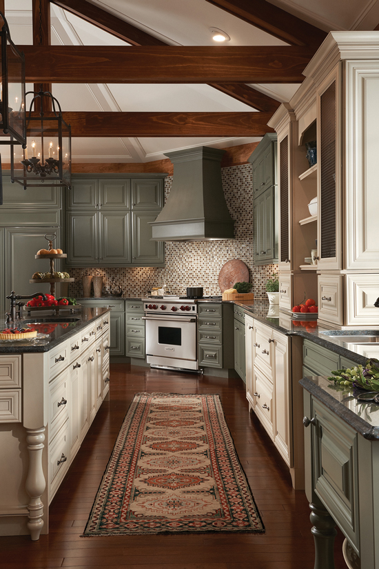 Kraftmaid Kitchen Cabinet Gallery Kitchen Cabinets